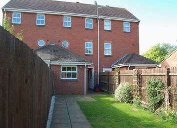 Thumbnail 3 bed terraced house to rent in Pascoe Crescent, Daventry, Northants