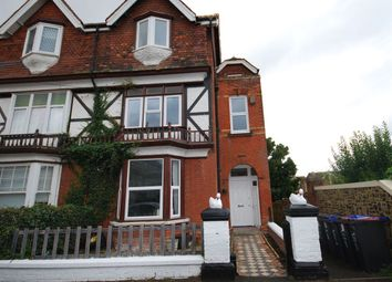 Thumbnail 2 bed flat for sale in Gordon Grove, Westgate-On-Sea