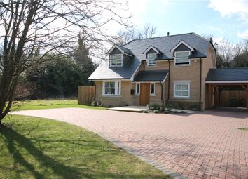 Thumbnail 3 bed detached house to rent in Bonsor Drive, Kingswood, Tadworth