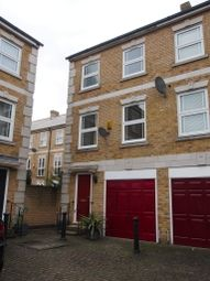 Thumbnail 3 bed town house to rent in Brunel Road, London