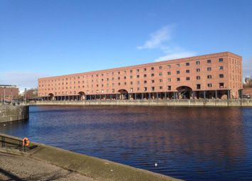 Thumbnail 3 bedroom flat for sale in North Quay, Wapping Dock, Liverpool, Merseyside