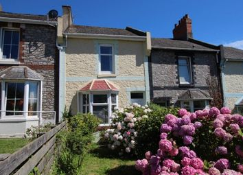 Thumbnail 2 bed terraced house for sale in Ellacombe Church Road, Torquay