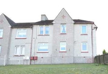 Thumbnail 3 bed flat for sale in Edinburgh Road, Harthill, Shotts