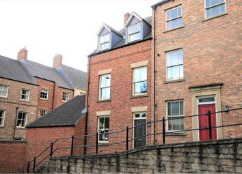 Thumbnail 4 bed town house for sale in Highgate, Durham