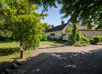 Thumbnail 5 bed detached house for sale in Spooner Row, Wymondham