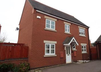 Thumbnail 3 bed detached house for sale in Far Pastures Road, Birstall, Leicester, Leicestershire