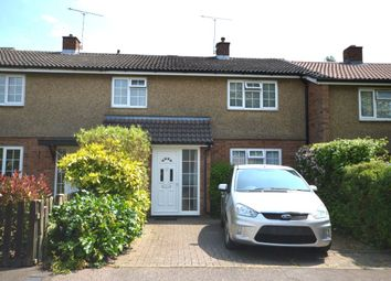 Thumbnail 3 bed terraced house for sale in Drakes Drive, Stevenage