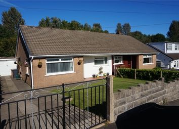 Thumbnail 2 bed semi-detached bungalow for sale in Elim Way, Pontllanfriath, Caerphilly
