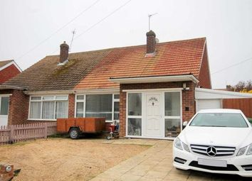 Thumbnail 2 bed bungalow for sale in Rosecroft Close, Clacton-On-Sea