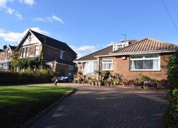 Thumbnail 4 bedroom detached bungalow for sale in Havant Road, Drayton, Portsmouth, Hampshire