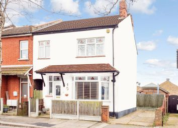 Thumbnail 3 bed terraced house to rent in St. Marys Road, Southend-On-Sea