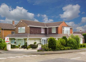 Thumbnail 4 bed detached house for sale in Fordhouse Road, Bromsgrove