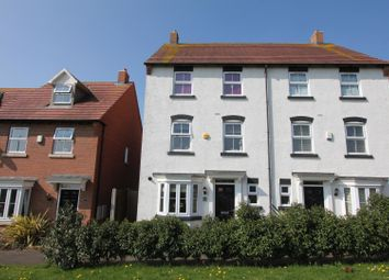 Thumbnail 4 bedroom property for sale in Montgomery Road, Earl Shilton, Leicester