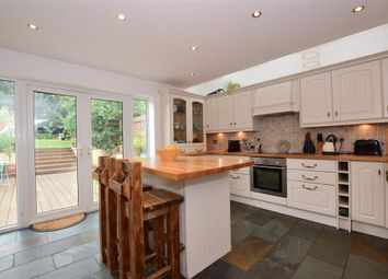 Thumbnail 5 bed detached house for sale in Brook Road, Epping, Essex