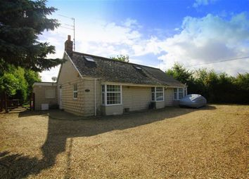 Thumbnail 5 bed detached bungalow for sale in The Marsh, Wanborough, Wiltshire