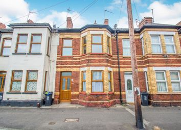 Thumbnail 3 bedroom terraced house for sale in Mount Pleasant, Malpas Road, Newport