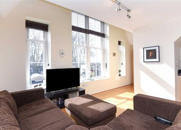 Thumbnail 2 bedroom flat for sale in Chaplin House, Shepperton Road