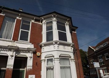 Thumbnail 2 bed flat to rent in Britannia Road North, Southsea