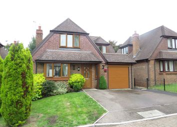 Thumbnail 3 bed detached house for sale in Iona Close, Hailsham