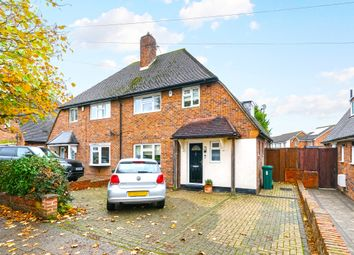Thumbnail 3 bed semi-detached house for sale in The Highway, Orpington, Kent