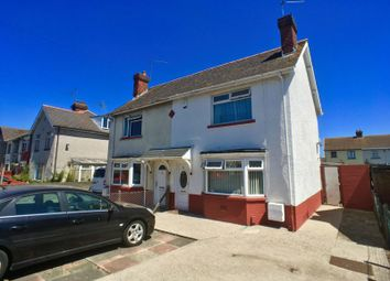 Thumbnail 2 bedroom semi-detached house for sale in Madoc Road, Tremorfa, Cardiff