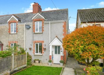 Thumbnail 2 bed end terrace house for sale in Shebbear, Beaworthy