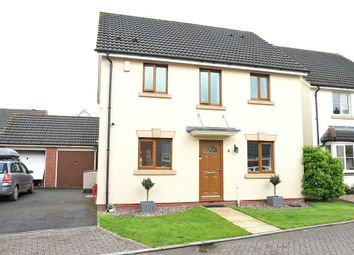 Thumbnail 4 bed detached house for sale in Elderberry Way, Willand