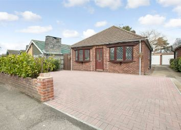 Thumbnail 3 bedroom detached bungalow for sale in Wigmore Road, Gillingham, Kent