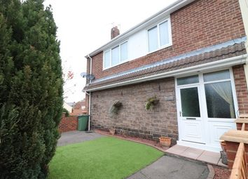 Thumbnail 2 bed flat to rent in Ross Lea, Shiney Row, Houghton Le Spring