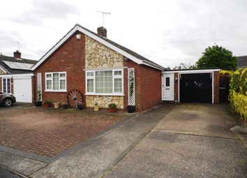 Thumbnail 2 bed detached bungalow for sale in Hebden Moor Way, North Hykeham, Lincoln