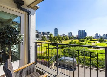 Thumbnail 2 bed flat for sale in Greensward House, Imperial Crescent, London