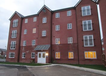 Thumbnail 2 bedroom flat to rent in Speakman Gardens, Kenneth Close, Prescot, Merseyside