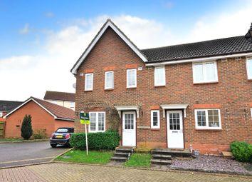 3 bed end terrace house for sale in Paddock Close, Edenbridge TN8