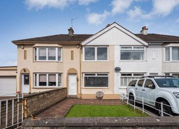 Thumbnail 2 bed terraced house for sale in Bathgo Avenue, Ralston, Paisley, .
