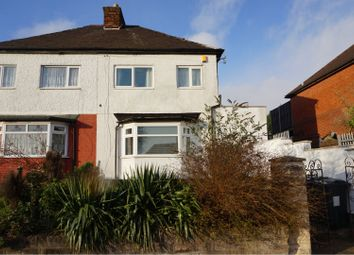 3 bed semi-detached house for sale in Greenholm Road, Great Barr, Birmingham B44