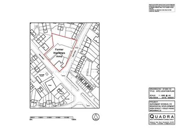 Thumbnail Land for sale in Former Warreners Arms, High Street / Ogley Road, Brownhills