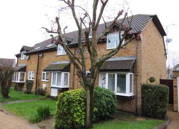 Thumbnail 1 bed end terrace house for sale in Byron Close, Twyford, Reading