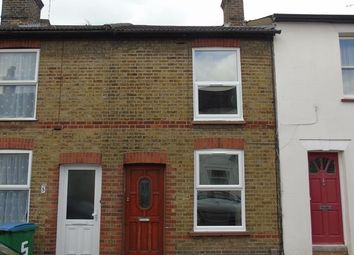 Thumbnail 2 bedroom terraced house to rent in Earl Street, Watford