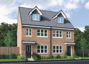 """Thumbnail 3 bed semi-detached house for sale in """"Tolkien"""" at King Street, Drighlington, Bradford"""