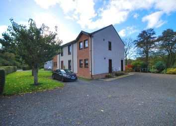Thumbnail 2 bedroom flat for sale in Sauchie Road, Crieff