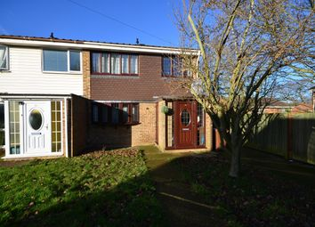 Thumbnail 3 bed end terrace house to rent in Style Close, Rainham, Gillingham