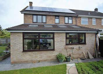 Thumbnail 3 bed property for sale in Stansby Crescent, Churchdown, Gloucester