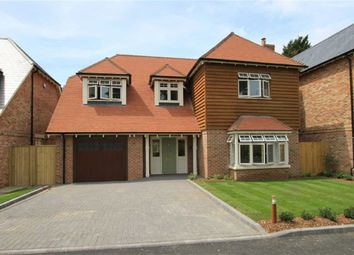 Thumbnail 4 bed detached house for sale in Gorse Bank Close, Highcliffe, Christchurch, Dorset