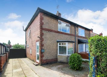 Thumbnail 2 bed semi-detached house for sale in Springfield Road, Hucknall, Nottingham