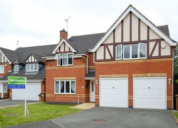 Thumbnail 5 bed detached house for sale in Aynsley Court, Rainhill, St Helens