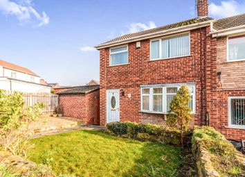 Thumbnail 3 bed semi-detached house for sale in Richards Way, Rawmarsh, Rotherham