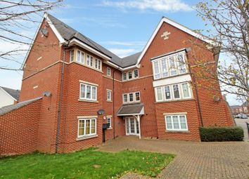 2 bed flat for sale in St. Helena Avenue, Newton Leys, Bletchley, Milton Keynes MK3