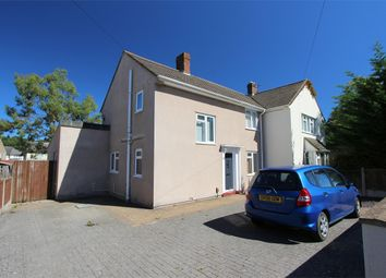 Melrose Avenue, Yate, South Gloucestershire BS37. 3 bed semi-detached house