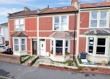 Thumbnail 4 bed terraced house for sale in Dursley Road, Bristol