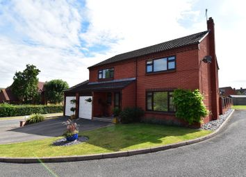 Thumbnail 4 bed detached house for sale in Worcester Road, Wyre Piddle, Pershore